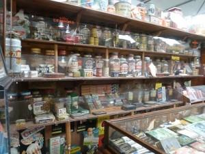 Oakham Treasures sweetshop
