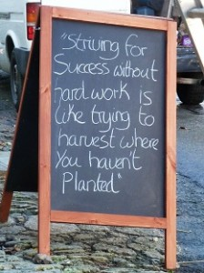 Sign 6 Success