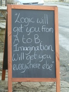 Sign 9 Imagination